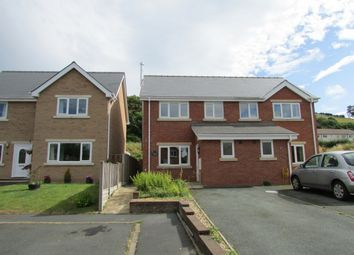 Thumbnail 3 bed semi-detached house to rent in Knucklas, Knighton