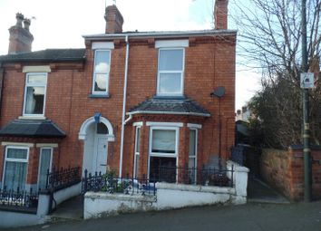 Thumbnail 2 bed terraced house for sale in Arboretum Avenue, Lincoln