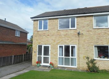 Thumbnail 3 bed semi-detached house for sale in Willow Walk, Ripon