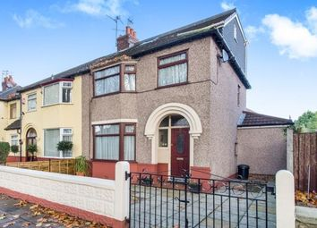 Thumbnail 4 bedroom semi-detached house for sale in Brodie Avenue, Liverpool, Merseyside, Uk