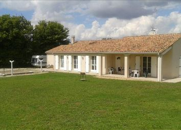 Thumbnail 3 bed property for sale in Tusson, 16140, France