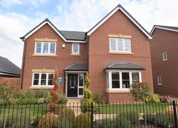 Thumbnail 4 bed detached house for sale in The Stamford, Meadow Bank, Off Gateway Avenue, Baldwins Gate, Newcastle