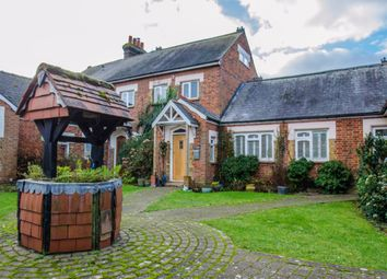 Thumbnail 2 bed terraced house for sale in St. Peters Green, Holwell, Hitchin