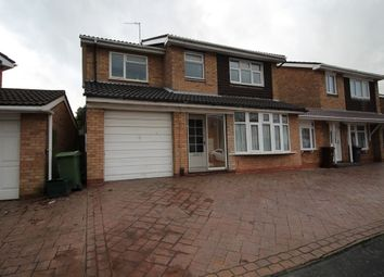 Thumbnail 4 bed property to rent in Lauder Close, Willenhall