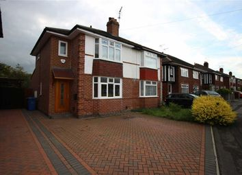 Thumbnail 3 bed semi-detached house to rent in St. Wystans Road, Derby