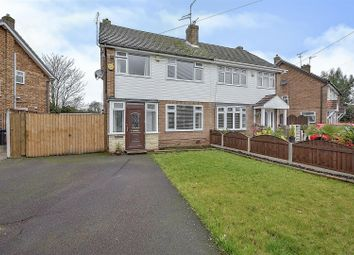 Thumbnail 3 bed semi-detached house for sale in Meynell Road, Long Eaton, Nottingham