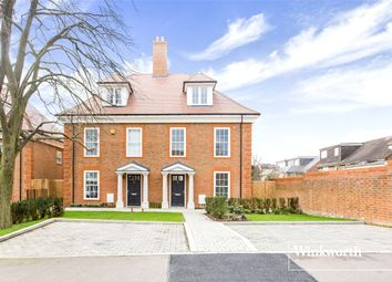 Thumbnail 4 bed semi-detached house for sale in Amberden Avenue, Finchley, London