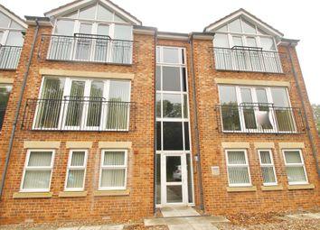 Thumbnail 2 bed flat to rent in Fellside Mews, Fellside Road, Whickham, Newcastle Upon Tyne