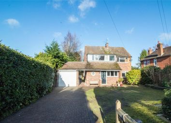 Thumbnail 4 bed detached house for sale in Ryelaw Road, Church Crookham, Fleet