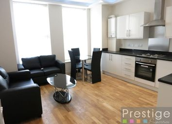Thumbnail 3 bed flat to rent in Alexandra Grove, London