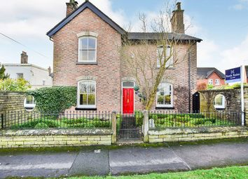 Thumbnail 3 bed link-detached house for sale in Prestbury Road, Macclesfield, Cheshire