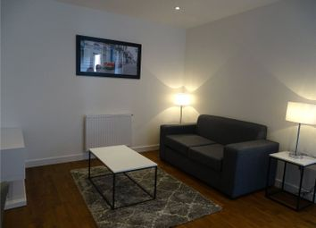 Thumbnail 1 bed flat for sale in Discovery Tower, Hallsville Quarter, London