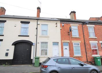 3 bed terraced house for sale in Fisher Street, Forest Fields, Nottingham NG7