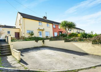 Thumbnail 2 bed semi-detached house for sale in Tor View Avenue, Newton Abbot