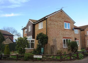 Thumbnail 3 bed detached house for sale in Plover Way, Penarth