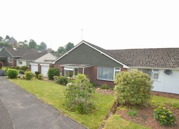 Thumbnail 3 bedroom semi-detached bungalow to rent in Spurway Road, Tiverton