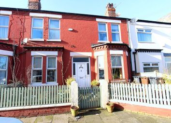 Thumbnail 4 bed terraced house for sale in Sandringham Avenue, Waterloo, Liverpool