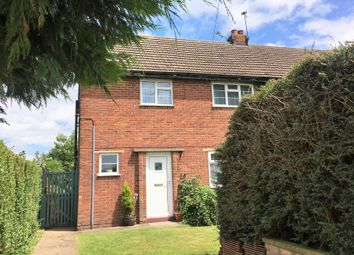 Thumbnail 3 bed semi-detached house for sale in Main Street, Grimston, Melton Mowbray