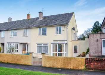 Thumbnail 3 bed end terrace house for sale in Stoulton Grove, Bristol