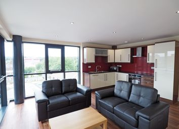 Thumbnail 3 bedroom flat to rent in 121 Fitzwilliam Street, Sheffield