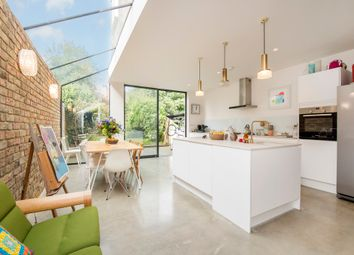 Thumbnail 4 bed terraced house for sale in Burrows Road, London