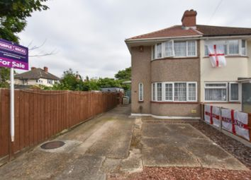 3 bed semi-detached house for sale in Longford Avenue, Feltham TW14