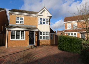 Thumbnail 4 bed detached house for sale in Jasmine Drive, Hertford