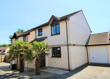 Thumbnail 3 bed link-detached house for sale in Parc Holland, Helston