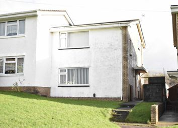 Thumbnail 2 bedroom semi-detached house for sale in Clos Rhandir, Loughor, Swansea
