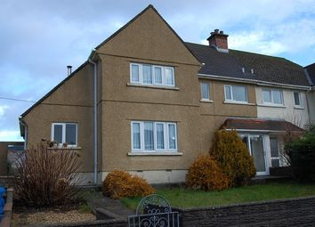 Thumbnail 3 bed semi-detached house for sale in Brynlluan, Gorslas, Llanelli