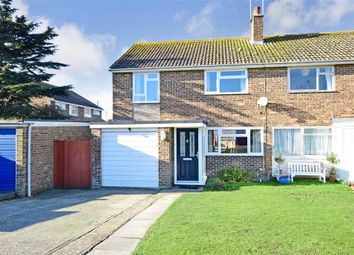 Thumbnail 3 bed semi-detached house for sale in Sarisbury Close, Bognor Regis, West Sussex