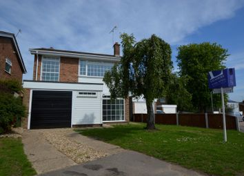 Thumbnail 4 bed detached house to rent in Grantham Road, Great Horkesley, Colchester