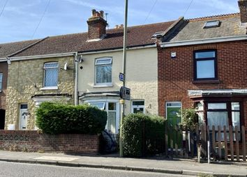 Thumbnail 3 bed terraced house for sale in Havant Road, Hayling Island
