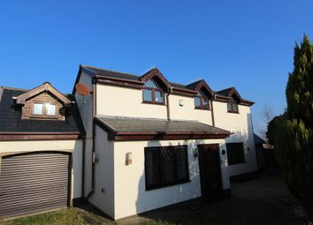 Thumbnail 5 bed detached house for sale in Carew Close, Crafthole, Torpoint