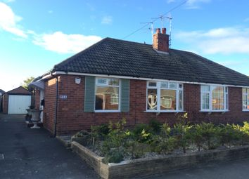 Thumbnail 1 bedroom semi-detached bungalow for sale in East Pines Drive, Thornton-Cleveleys, Lancashire