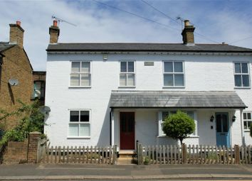 3 bed semi-detached house to rent in Queens Road, Hersham, Walton-On-Thames KT12