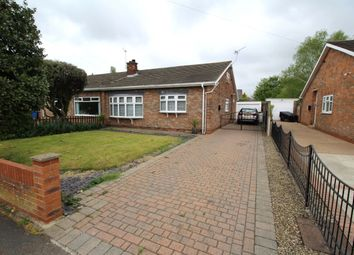 Thumbnail 3 bed bungalow for sale in Park Road, Airmyn, Goole