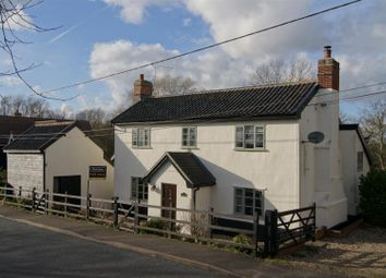Thumbnail 4 bed detached house for sale in Westhorpe Road, Finningham, Stowmarket