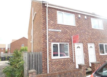 Thumbnail 3 bed town house to rent in Littleburn Lane, Langley Moor, Durham