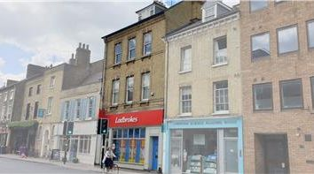 Thumbnail Office for sale in Regent Street, Cambridge, Cambridgeshire