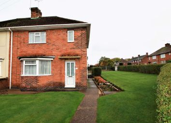 Thumbnail 3 bed semi-detached house for sale in Beech Avenue, Ollerton, Newark