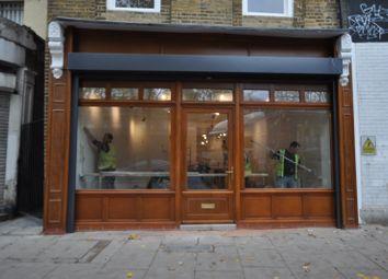Thumbnail Retail premises to let in Hackney Road, London