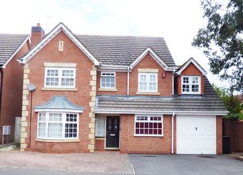 Thumbnail 5 bed detached house for sale in Duncombe Way, Leicester