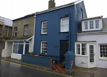 Thumbnail 4 bed cottage for sale in High Street, Borth, Ceredigion