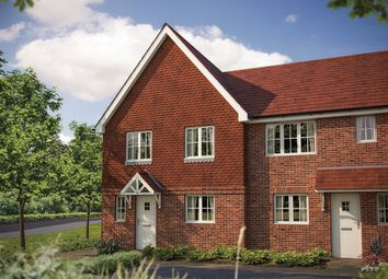 "Thumbnail 4 bed property for sale in ""The Salisbury"" at Priestley Road, Basingstoke"