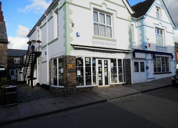 Thumbnail Retail premises for sale in Celtic Legend, Fore Street, Tintagel, Cornwall
