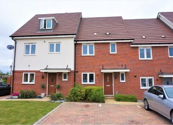 Thumbnail 3 bed terraced house for sale in Fonthill Gardens, Dartford