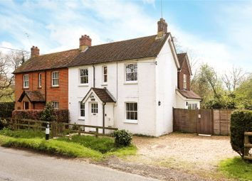 Thumbnail 4 bed semi-detached house for sale in Walldown Road, Hollywater, Hampshire