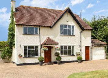Thumbnail 5 bed detached house for sale in Chelsfield Lane, Orpington