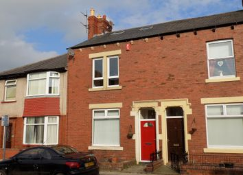 Thumbnail 3 bed terraced house to rent in Jackson Street, Carlisle